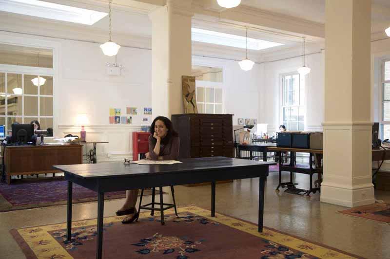 The eeBoo office
