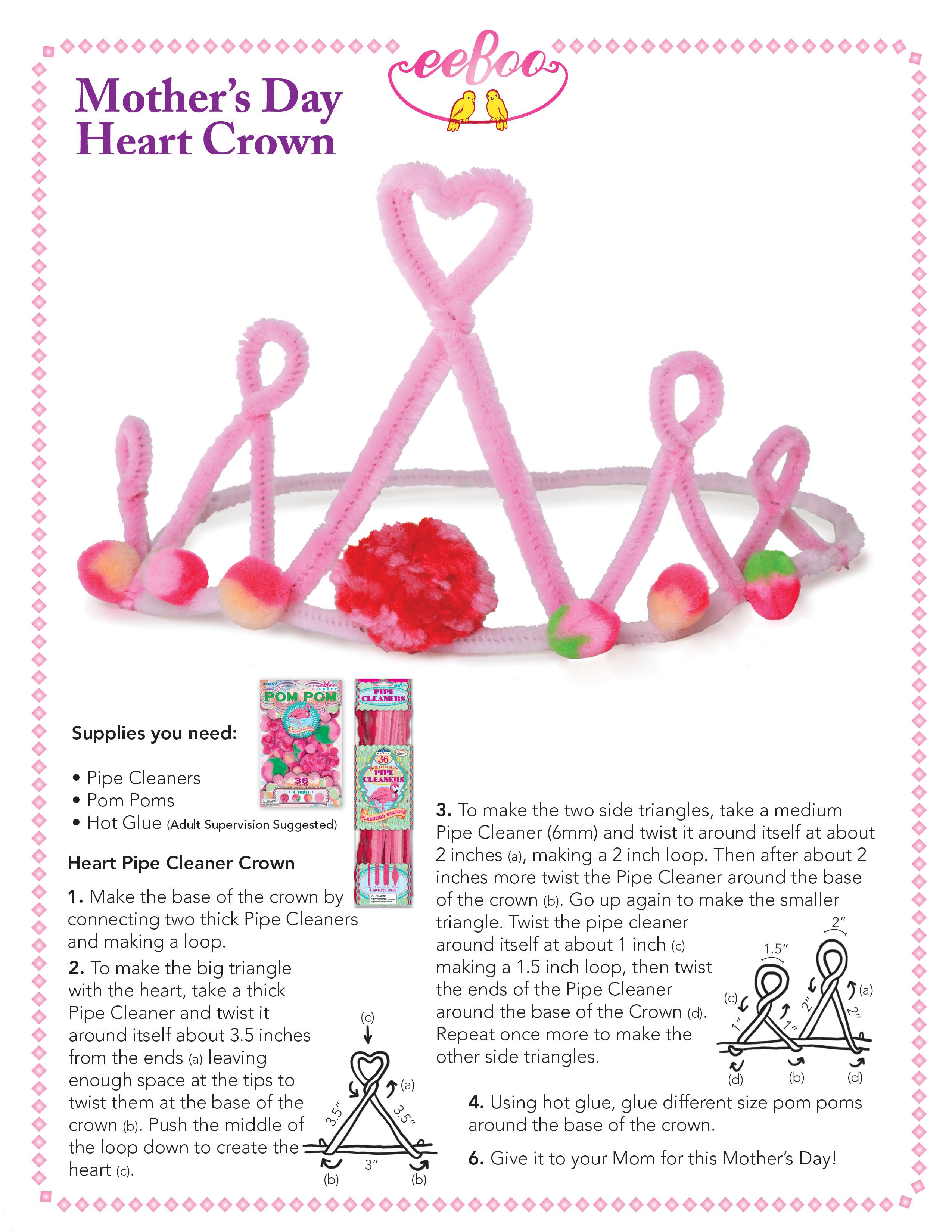 Pink Crown
