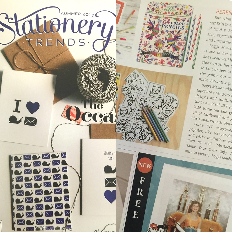 Stationery Trends Summer 2015